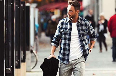 شش لباس آستین بلند ضروری برای مردان