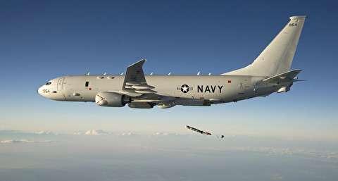 هواپیمای گشت دریایی بوئینگ پی-8 پوسایدن