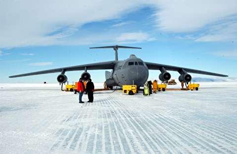 هواپیمای ترابری لاکهید سی-141 استارلیفتر