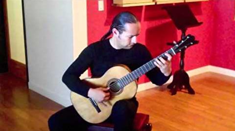 سولو گیتار ؛ دیوید مالدونادو