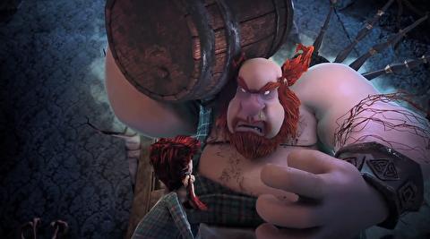 انیمیشن کوتاه خارج از کادر