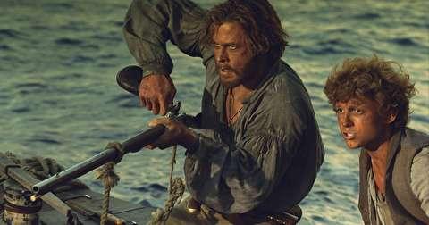 جلوههای ویژه فیلم سینمایی در دل دریا