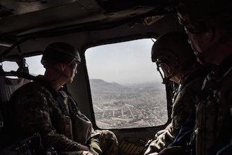 خروج قریبالوقوع ۷۰۰۰ نیروی آمریکا از افغانستان