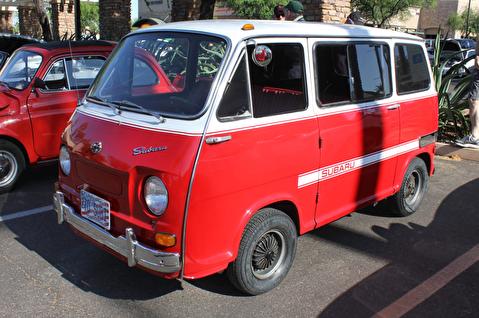 سوبارو 360 مدل 1970، ون اسباببازی برای خیابان