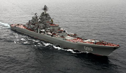 نبردناو کلاس کیروف، پرچمدار ناوگان شمالی روسیه