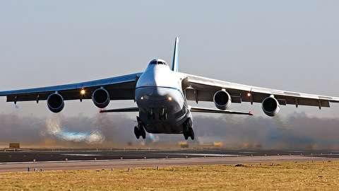 آنتونوف-124، غول پرنده روسی