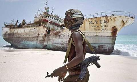 دزدیهای دریایی بازی سیاسی است