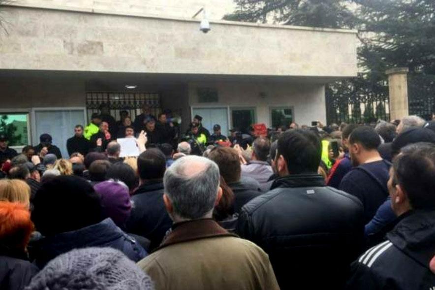 بیانیه سفارت ایران در گرجستان درباره یک کنسرت
