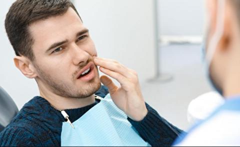 روشهای تسکین موقت دنداندرد شدید