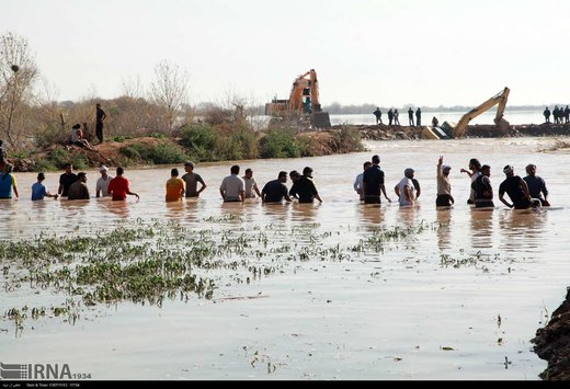 چرا سیل خوزستان را باید خطرناک دانست؟