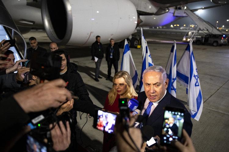 وعده جنجالی نتانیاهو برای پیروزی در انتخابات اسرائیل