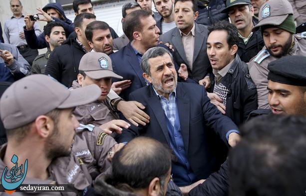 احمدینژاد کجاست؟!/ آیا «او» بازداشت شده است؟