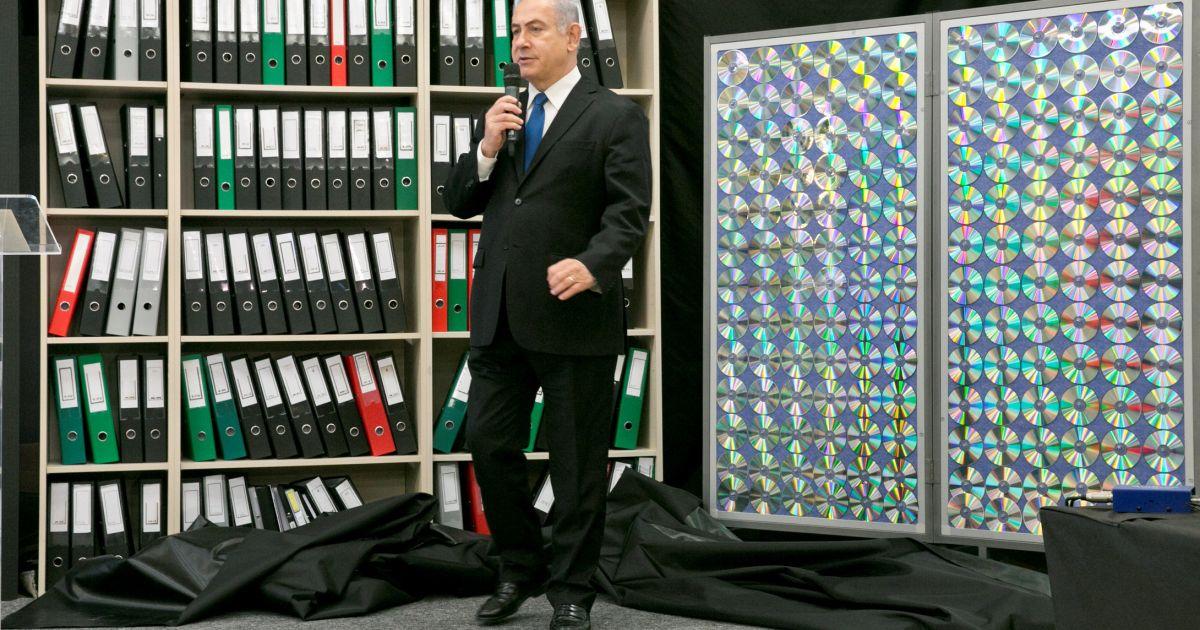 افشاگری نتانیاهو در مورد اسناد هسته ای ایران آسیب جدی برای اسرائیل بود