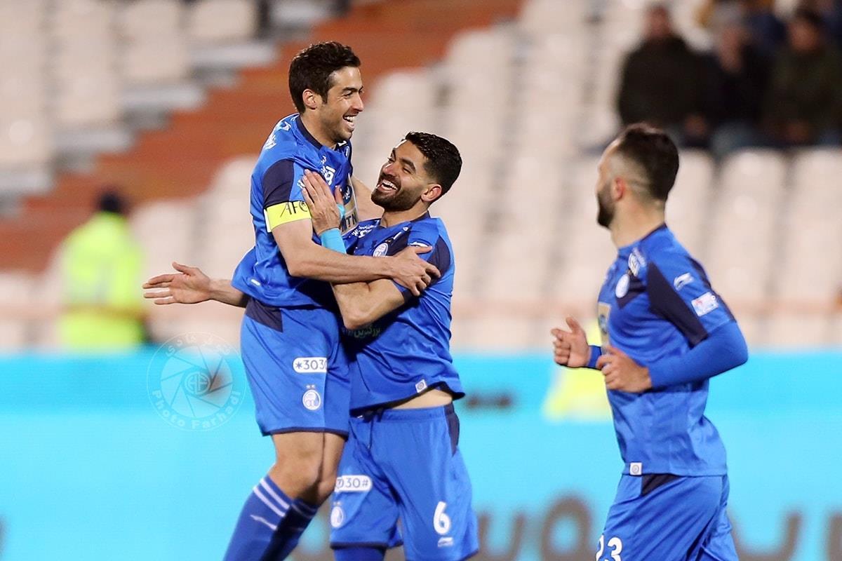 گزارش زنده: دقیقه 12 / استقلال ایران 1 - الهلال عربستان 0 / شروع توفانی پسران آبی مقابل تیم تا دندان مسلح سعودی