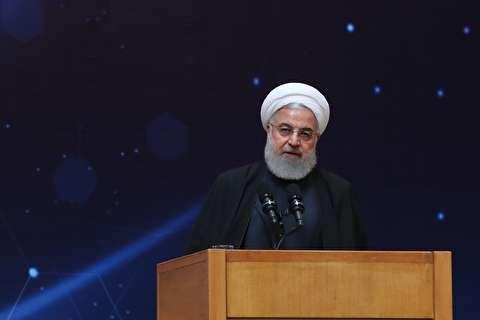 واکنش حسن روحانی به اقدام آمریکا علیه سپاه