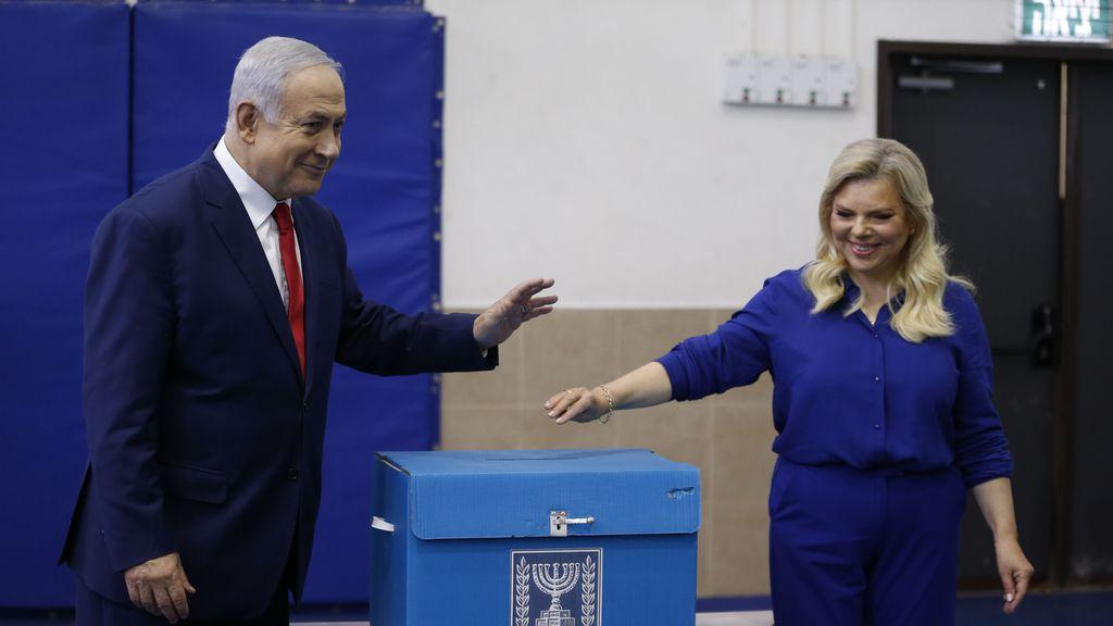 نتیجه تصویری برای انتخابات اسرائیل + تابناک