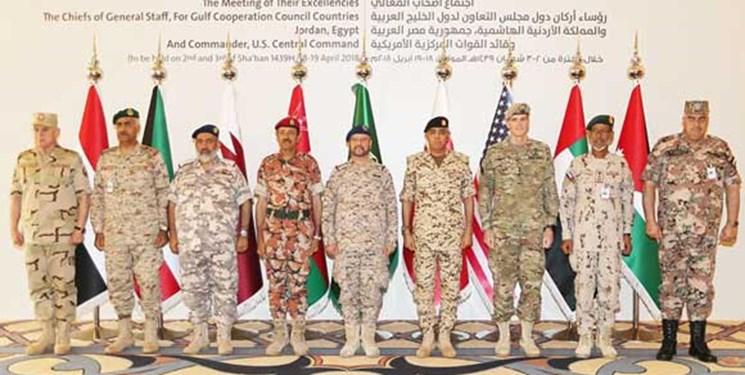 سرنگونی بمب افکن راهبردی آمریکا توسط طالبان/انصراف مصر از ائتلاف ضد ایرانی/ گفتگوی ترامپ با بن سلمان در مورد ایران/ برگزاری نشست تشکیل «ناتو عربی» در عربستان سعودی