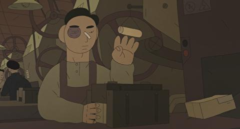 انیمیشن کوتاه جنجال