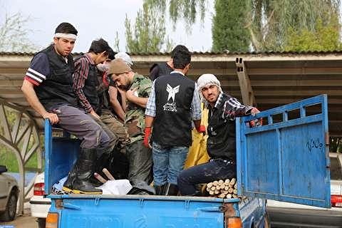 اردوگاه جهادی دانشگاه آزاد در پلدختر