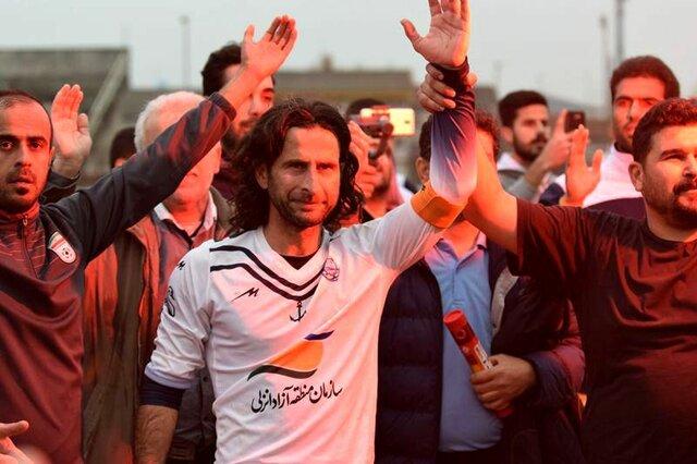 حرفهای پژمان نوری درباره خداحافظیناگهانی از فوتبال