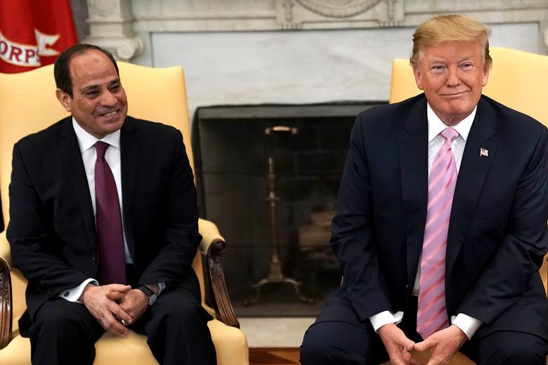 چگونه مصر با خروج از ائتلاف ضد ایرانی موجب شگفتی ترامپ شد!؟/ دلایل سیسی برای خروج از ناتوی عربی!
