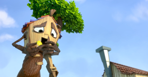 انیمیشن کوتاه راهی