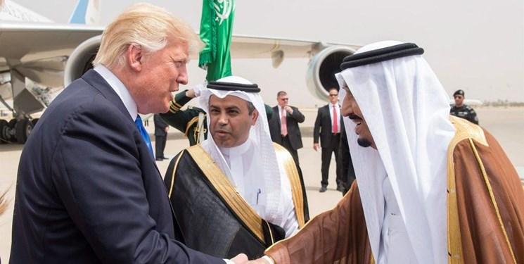 اظهارات تحقیرآمیز ترامپ خطاب به پادشاه عربستان: ما نباشیم ایران دو هفته ای کشور شما را فتح می کند/عقب نشینی سفیر فرانسه در آمریکا از مواضع عجیب خود در مورد برجام/ هشدار ترامپ به نتانیاهو /  آمادگی النصره برای حمله شیمیایی در سوریه
