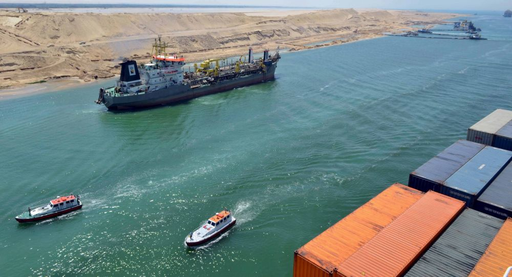 چرا مصر عبور نفت ایران از کانال سوئز را متوقف کرد!؟
