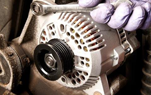 روش تعمیر و بازسازی دینام خودرو و تعویض رگلاتور یا تنظیمکننده