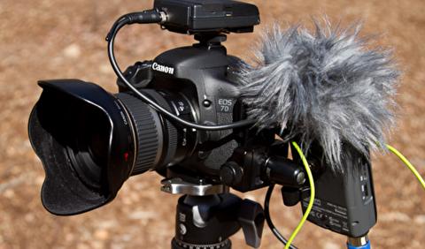 آموزش دوربین دیاسالآر: اصول مهم فیلمبرداری