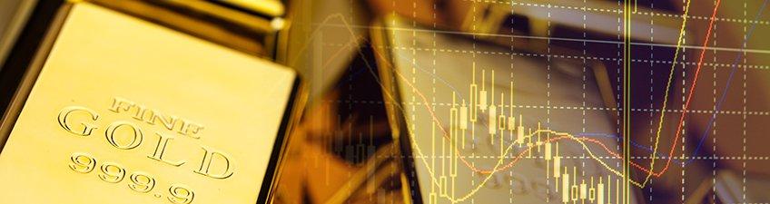 احتمال افزایش قیمت طلا تا ۱۴۰۰ دلار تا پایان سال ۲۰۱۹