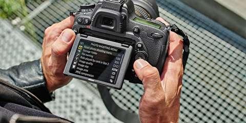 آموزش دوربین دیاسالآر: مشکلات دوربینها