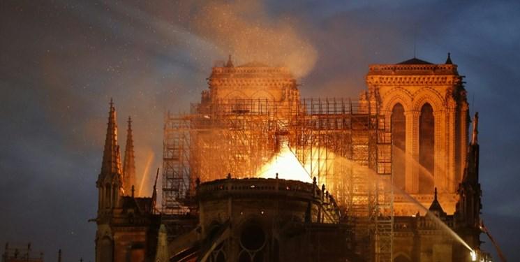 داعش کلیساها را به آتشزدن تهدید کرد