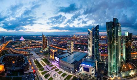 قزاقستان در قاب 4K