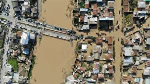 Iranian government mobilizes its forces to overcome the recent flood crisis