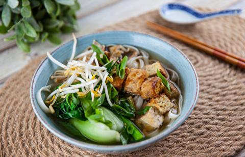 دستور پخت سوپ فاء وگان