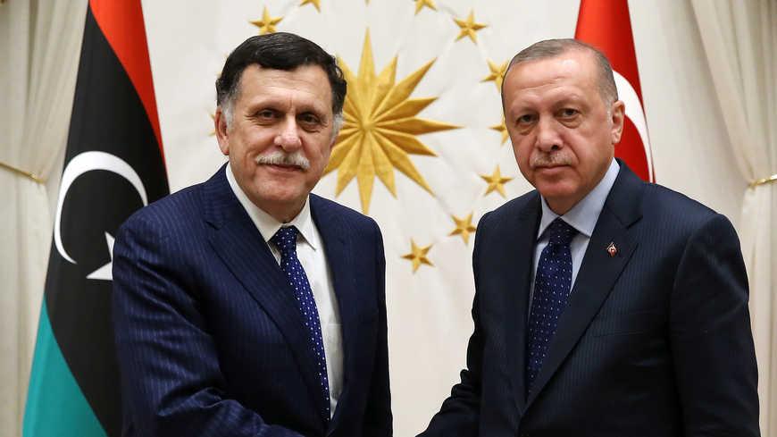 دلیل ترکیه برای بازی در شطرنج لیبی