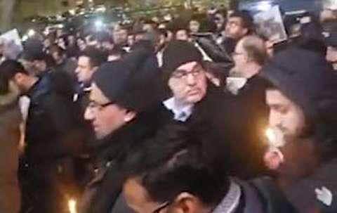 عزاداری برای سردار سلیمانی در لندن