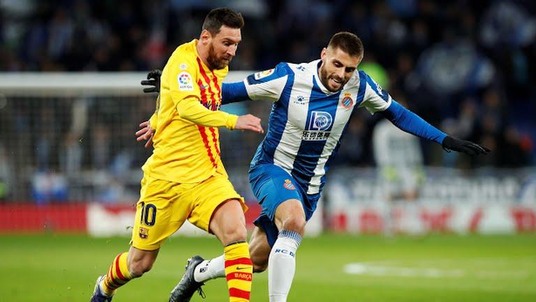 بارسلونا با مساوی قهرمان نیم فصل لالیگا شد