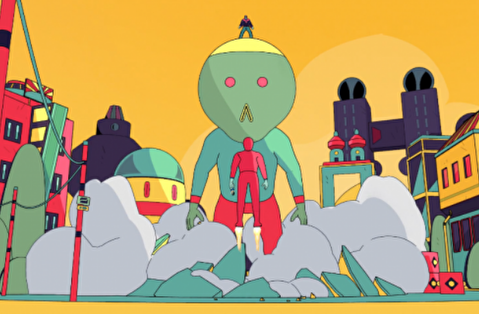انیمیشن کوتاه آلما