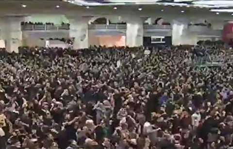 هشدار انگلیسی به آمریکا در مصلای تهران