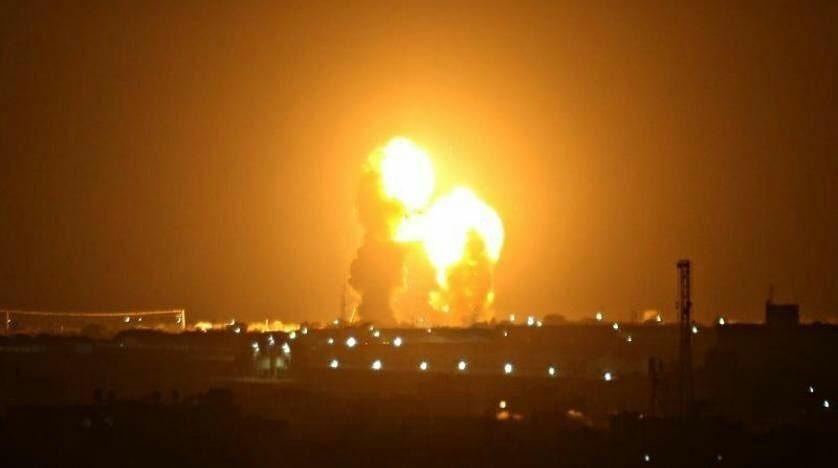 حمله موشکی گسترده سپاه پاسداران به پایگاه نظامی آمریکا در عراق