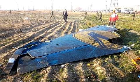 پخش شدن قطعات هواپیما و مسافران بوئینگ 737