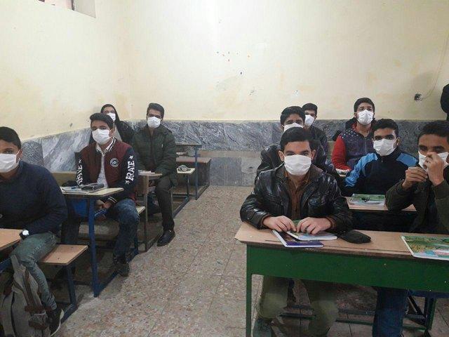 تاثیر آلودگی هوا بر یادگیری و درک مفاهیم دانش آموزان