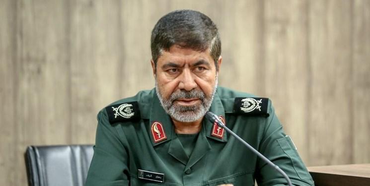 واکنش سخنگوی سپاه به یک خبر کذب