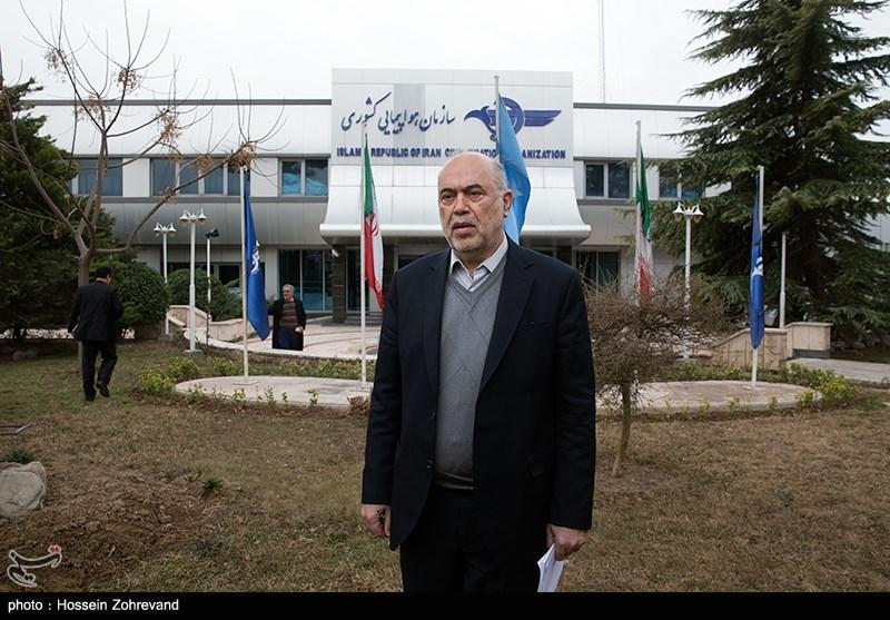 تکذیب استعفای رئیس سازمان هواپیمایی کشوری