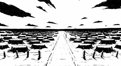 انیمیشن کوتاه جزیره سیاه