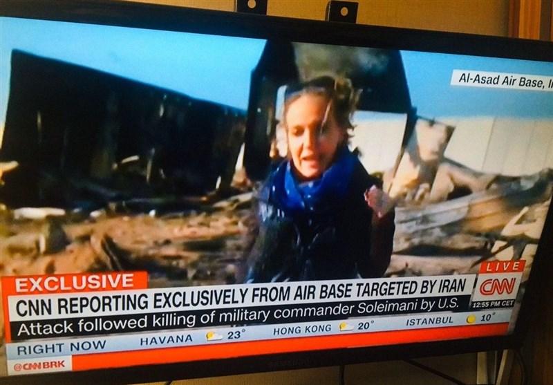 واکنش انگلیس به بازداشت سفیرش در تهران/ توئیت فارسی ترامپ در حمایت از ناآرامیها در ایران/ تصاویر اختصاصی سیانان از پایگاه عینالاسد پس از حمله موشکی ایران/ استقبال زلنسکی از بیانیه ایران در مورد هواپیمای اوکراینی