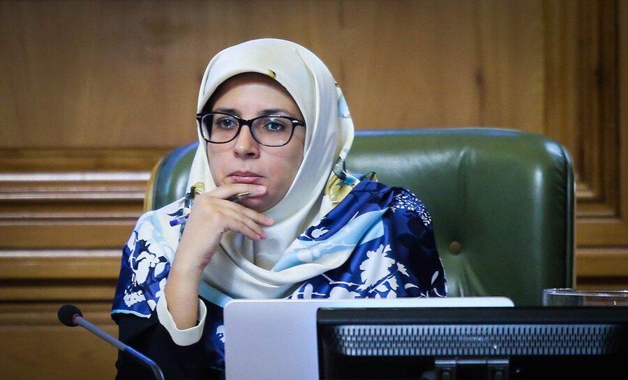 بهاره آروین از شورای شهر تهران استعفا داد