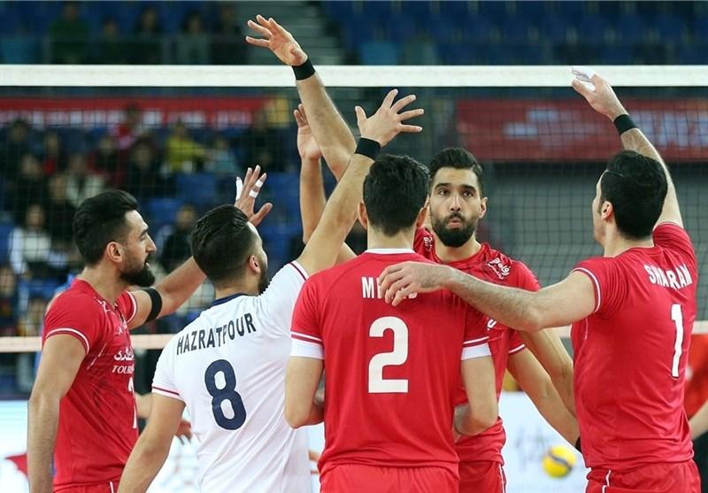 صعود مقتدرانه والیبال ایران به المپیک توکیو با دومین برتری کوبنده درخانه چین